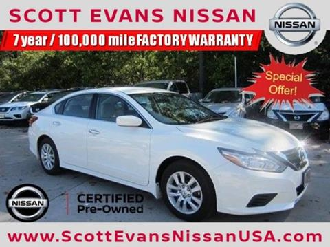 2017 Nissan Altima for sale in Carrollton, GA