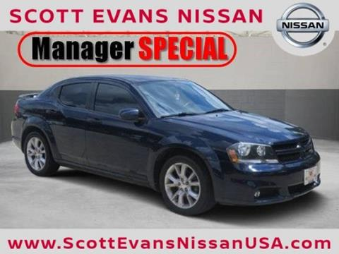 2013 Dodge Avenger for sale in Carrollton, GA