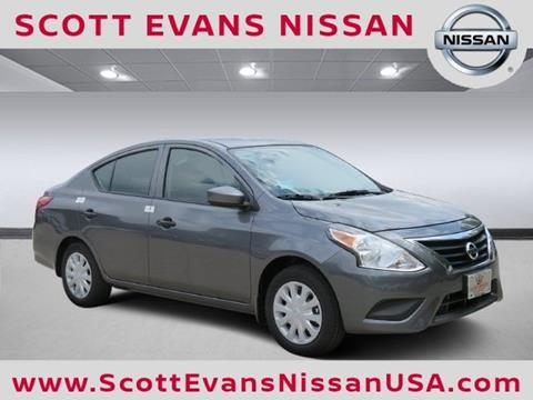 2017 Nissan Versa for sale in Carrollton, GA