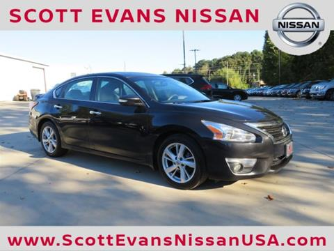 2014 Nissan Altima for sale in Carrollton, GA