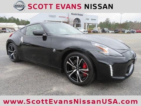 used nissan 370z for sale - carsforsale®