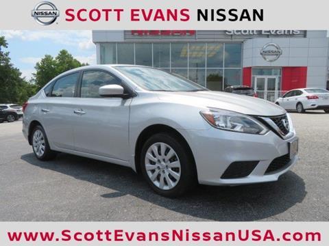 2017 Nissan Sentra for sale in Carrollton, GA