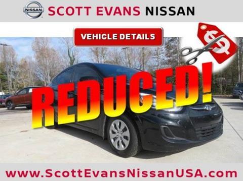 2017 Hyundai Accent for sale in Carrollton, GA
