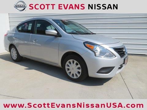 2018 Nissan Versa for sale in Carrollton, GA