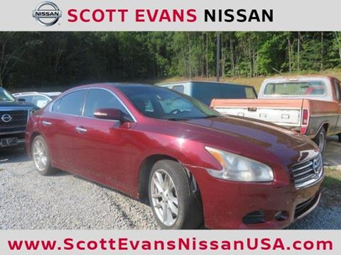 2010 Nissan Maxima for sale in Carrollton, GA