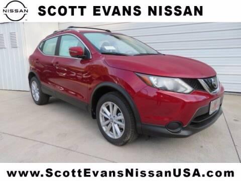 2019 Nissan Rogue Sport for sale at Scott Evans Nissan in Carrollton GA
