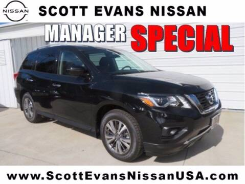 2019 Nissan Pathfinder for sale at Scott Evans Nissan in Carrollton GA