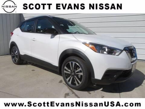 2019 Nissan Kicks for sale at Scott Evans Nissan in Carrollton GA