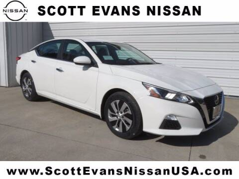 2020 Nissan Altima for sale at Scott Evans Nissan in Carrollton GA