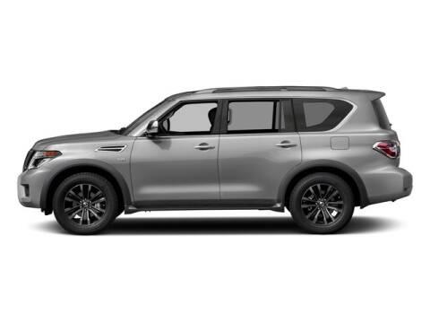 2017 Nissan Armada Platinum for sale at Scott Evans Nissan in Carrollton GA