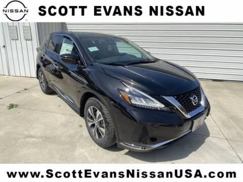 2020 Nissan Murano for sale at Scott Evans Nissan in Carrollton GA