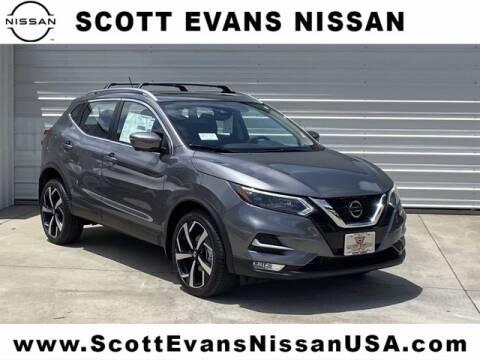 2020 Nissan Rogue Sport for sale at Scott Evans Nissan in Carrollton GA