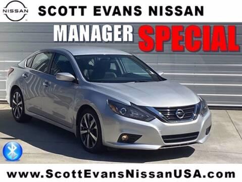 2017 Nissan Altima for sale at Scott Evans Nissan in Carrollton GA
