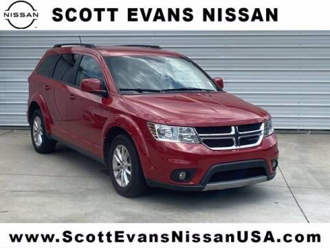 2016 Dodge Journey for sale at Scott Evans Nissan in Carrollton GA