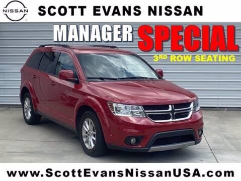 2016 Dodge Journey for sale at Scott Evans Nissan in Carrollton GA