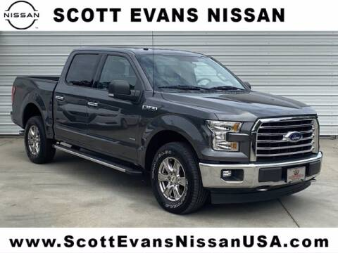 2017 Ford F-150 for sale at Scott Evans Nissan in Carrollton GA
