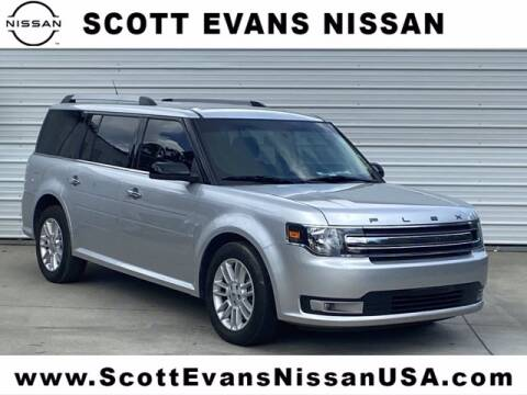2016 Ford Flex for sale at Scott Evans Nissan in Carrollton GA