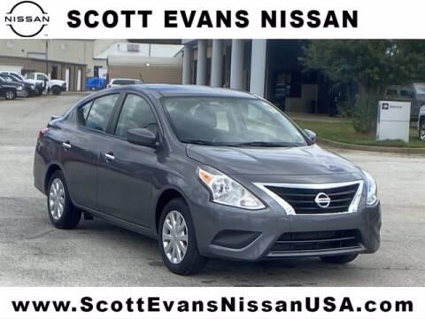 2019 Nissan Versa for sale at Scott Evans Nissan in Carrollton GA