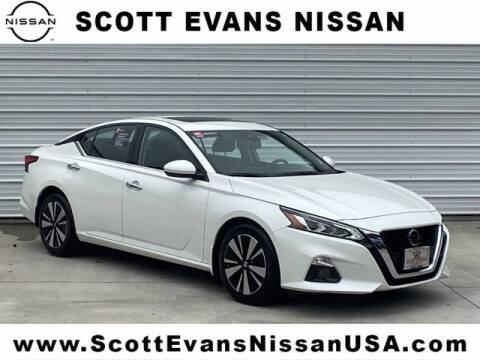 2019 Nissan Altima for sale at Scott Evans Nissan in Carrollton GA