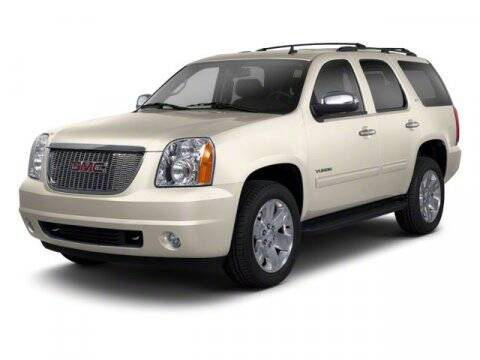 2011 GMC Yukon for sale at Scott Evans Nissan in Carrollton GA