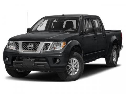 2020 Nissan Frontier for sale at Scott Evans Nissan in Carrollton GA