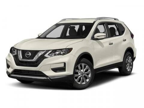 2017 Nissan Rogue for sale at Scott Evans Nissan in Carrollton GA