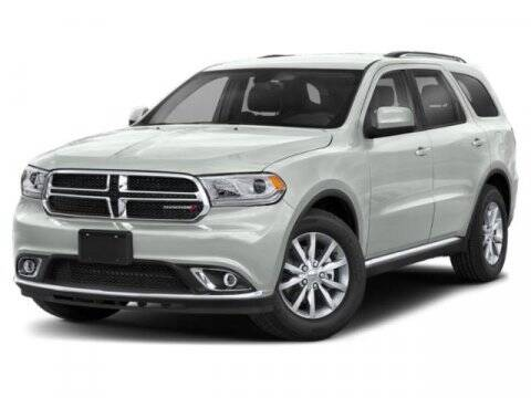 2018 Dodge Durango for sale at Scott Evans Nissan in Carrollton GA