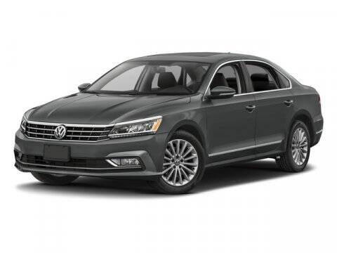 2017 Volkswagen Passat for sale at Scott Evans Nissan in Carrollton GA