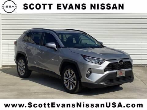 2019 Toyota RAV4 for sale at Scott Evans Nissan in Carrollton GA