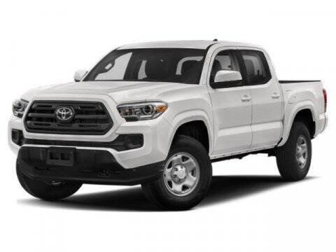 2019 Toyota Tacoma for sale at Scott Evans Nissan in Carrollton GA