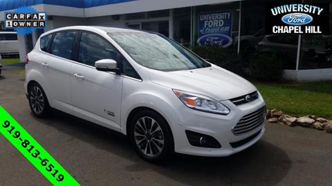 2017 Ford C-MAX Energi for sale in Chapel Hill, NC
