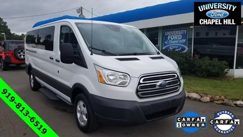 2017 Ford Transit Passenger for sale in Chapel Hill, NC