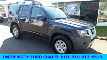 2012 Nissan Xterra for sale in Chapel Hill, NC