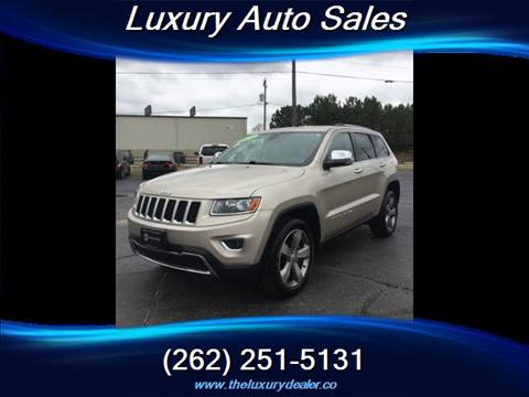 2014 Jeep Grand Cherokee for sale in Lannon, WI