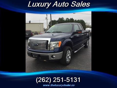 2012 Ford F-150 for sale in Lannon, WI