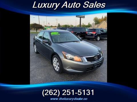 2010 Honda Accord for sale in Lannon, WI