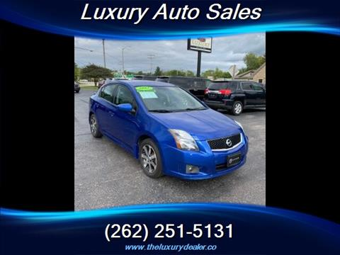 2012 Nissan Sentra for sale in Lannon, WI