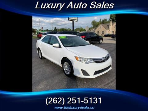 2013 Toyota Camry for sale in Lannon, WI