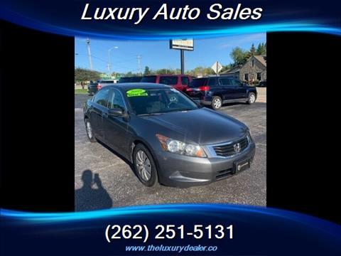 2009 Honda Accord for sale in Lannon, WI