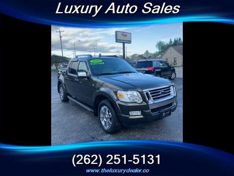 2008 Ford Explorer Sport Trac for sale in Lannon, WI