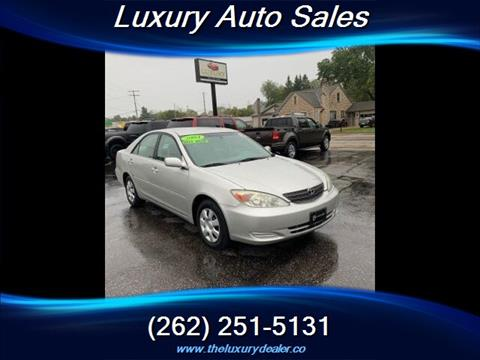 2004 Toyota Camry for sale in Lannon, WI