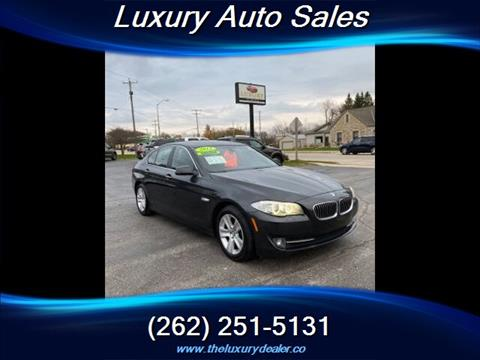 2013 BMW 5 Series for sale in Lannon, WI