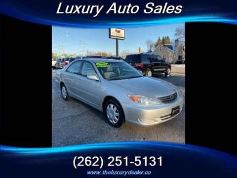 2003 Toyota Camry for sale in Lannon, WI
