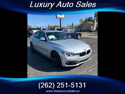 2017 BMW 3 Series for sale in Lannon, WI