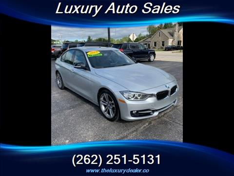 2015 BMW 3 Series for sale in Lannon, WI