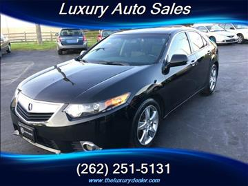 2012 Acura TSX for sale in Lannon, WI