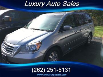 2010 Honda Odyssey for sale in Lannon, WI