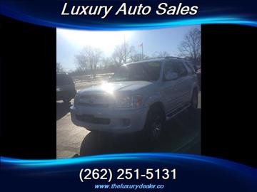 2005 Toyota Sequoia for sale in Lannon, WI