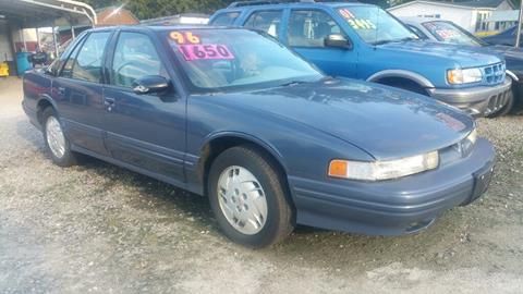 1996 Oldsmobile Cutlass Supreme for sale in Selma, NC