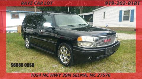 2006 GMC Yukon XL for sale in Selma, NC